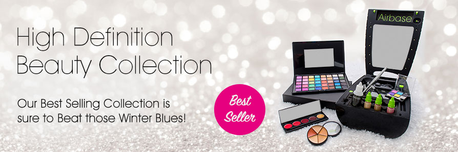 High Definition Beauty Collection - 'Our Best Selling Collection is sure to Beat those Winter Blues!