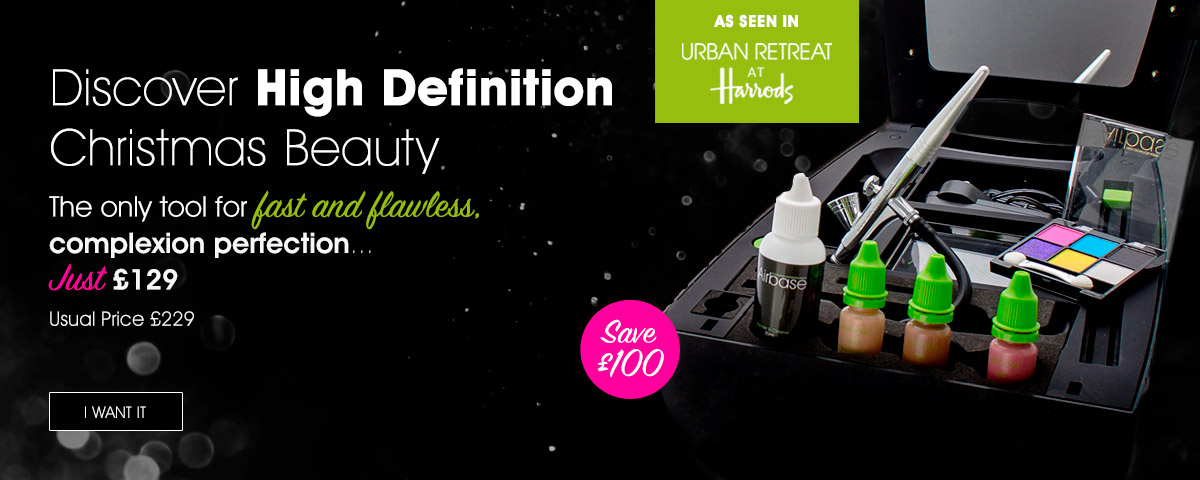 Home Use Airbrush Make-Up System