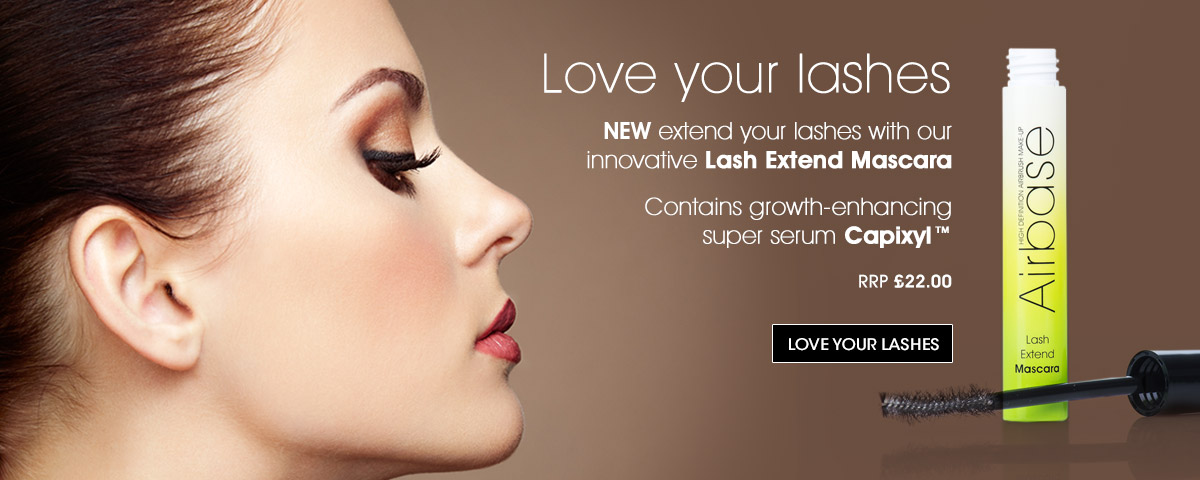 Love your Lashes. New extend your lashes with our innovative Lash Extend Mascara. Contains growth-enhancing super serum Caplxyl.