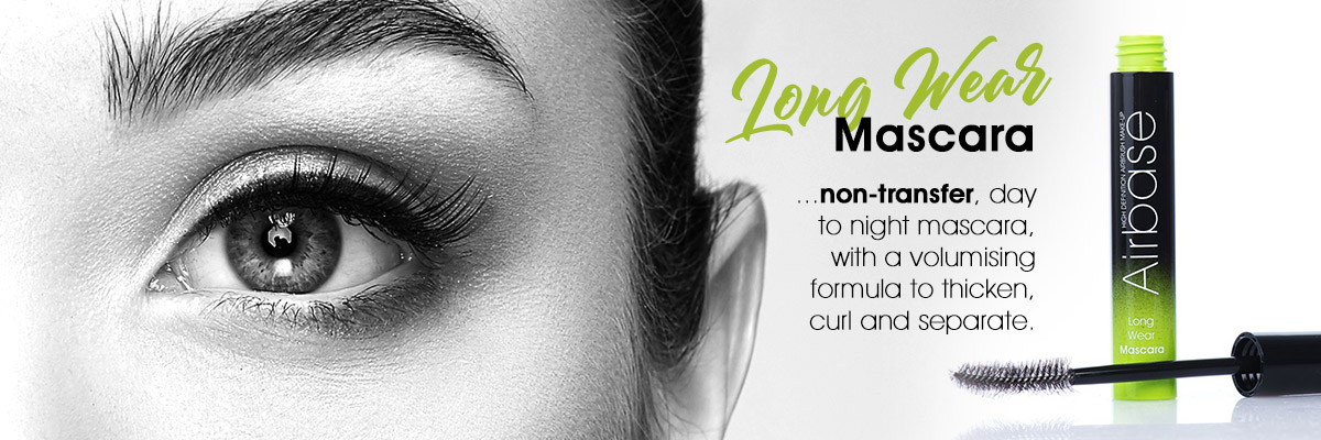 Long Wear Non-Transfer Mascara. Non-transfer, dayto night mascara, with a volumising formula to thicken,curl and separate.