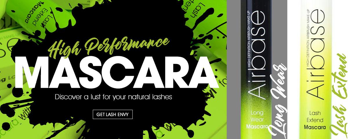 High Performance Mascaras