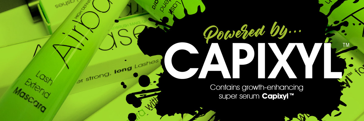 Powered by growth-enhancing super serum Capixyl™