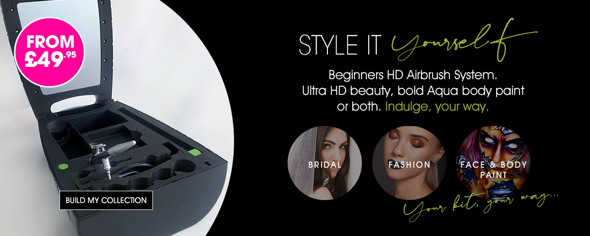 Beginners HD Airbrush System