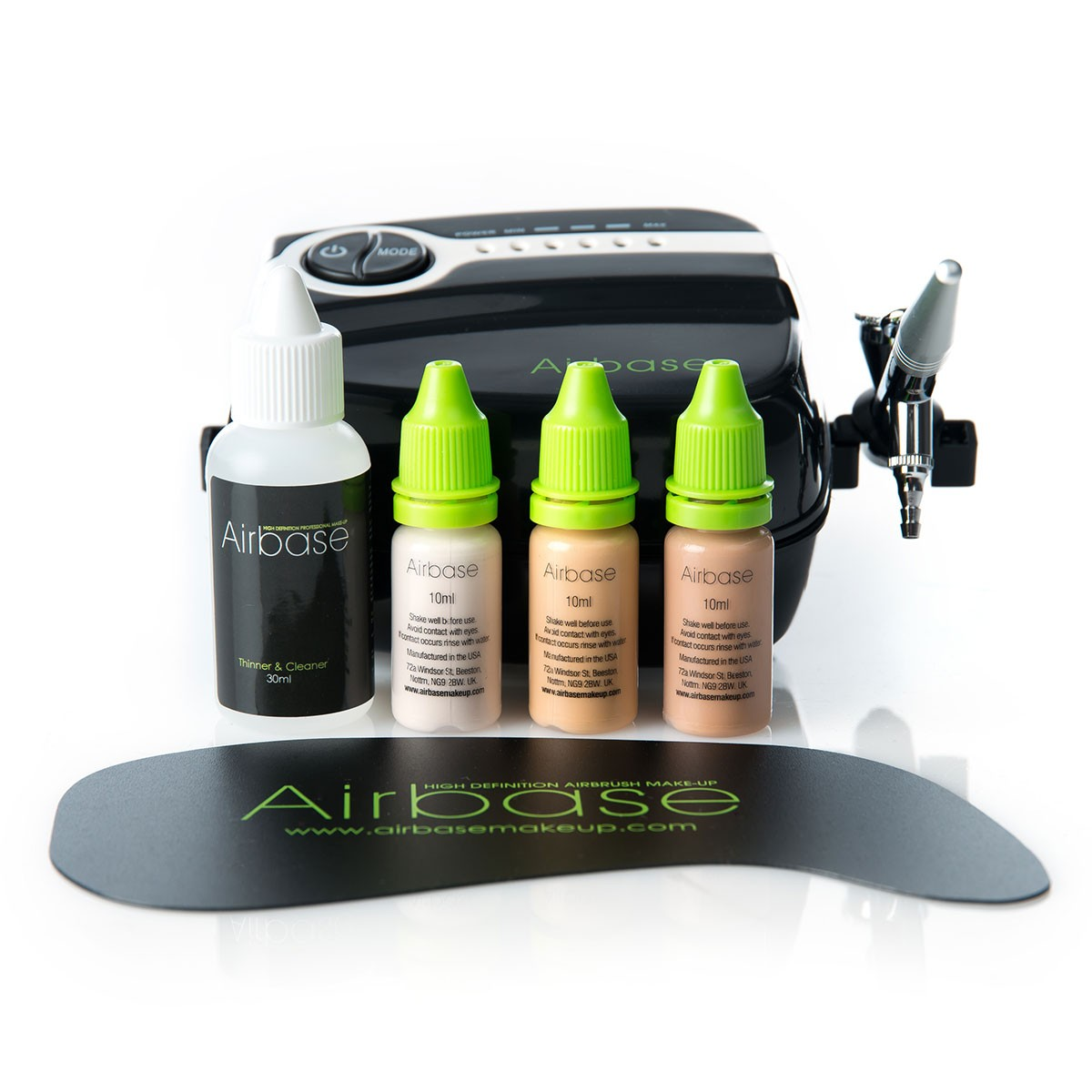 Airbrush Make-Up Starter Kit for Learners