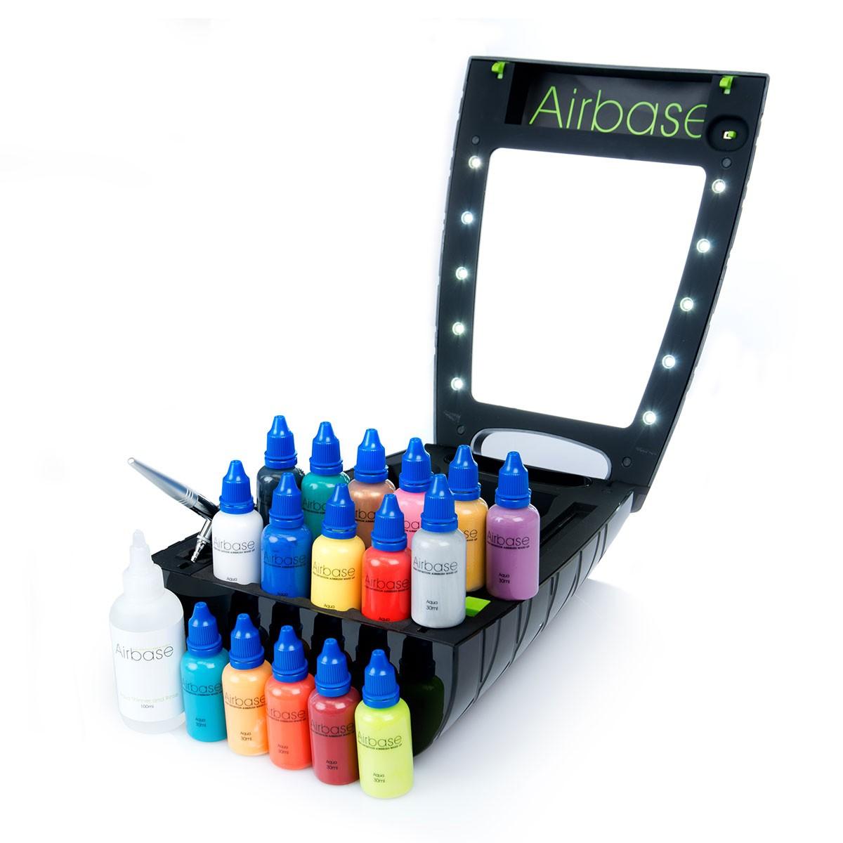 Airbrush Face Painting Starter Kit- Carnival