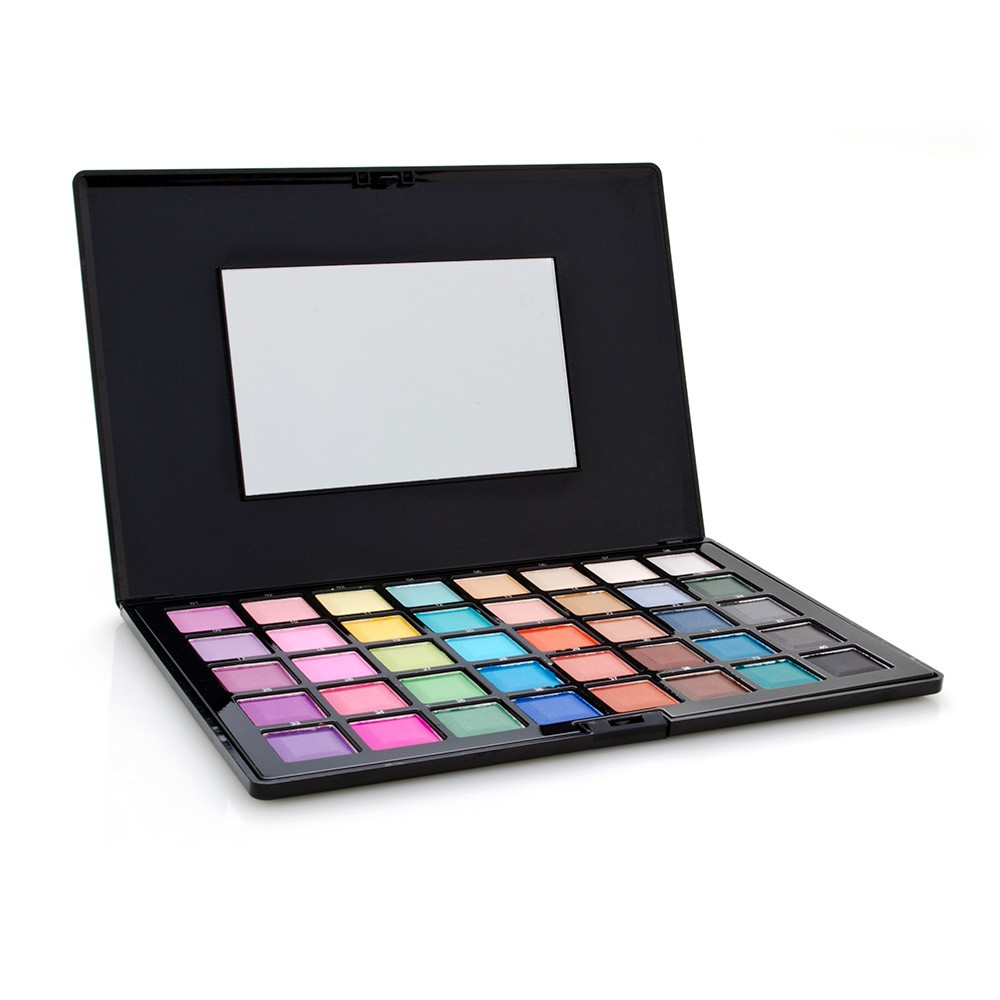 Satin  Eye Shadow  collection -  40 Colours