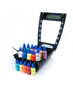 Airbrush Face/Body Art Colour Kit - Carnival