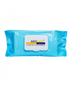 IPA Sanitising Wipes Alcohol Wipes