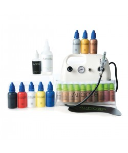 Airbrush Make-up and Airbrush Body Art Complete Kit