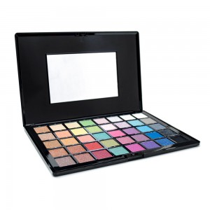 High Pigment Eye Shadows - Pearl 40 Colours