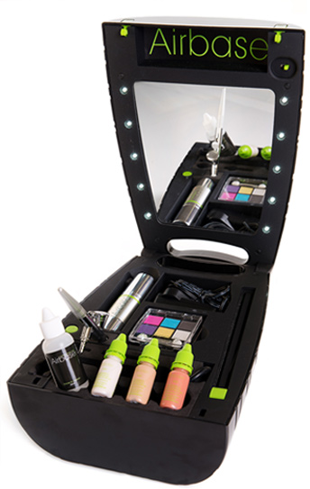Home Use Airbrushing Kit