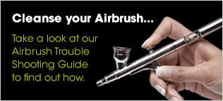 Airbrush Trouble Shooting Guide